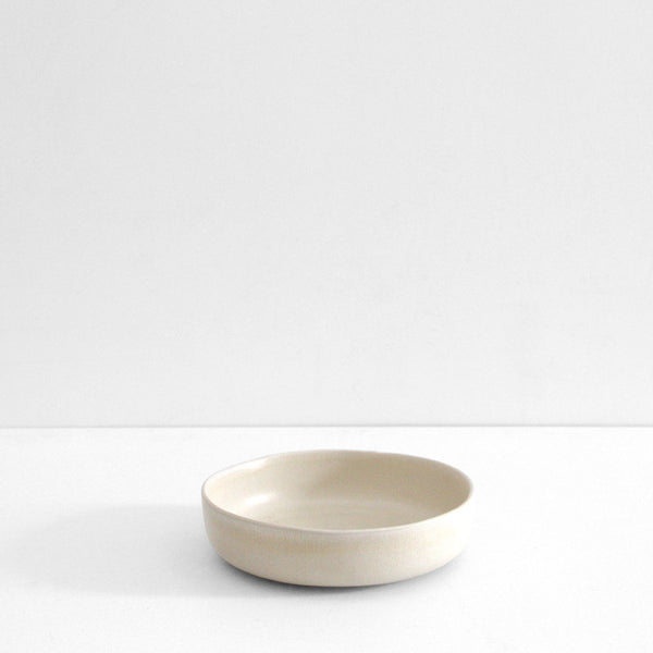 Milu Medium Serving Bowl - Off White