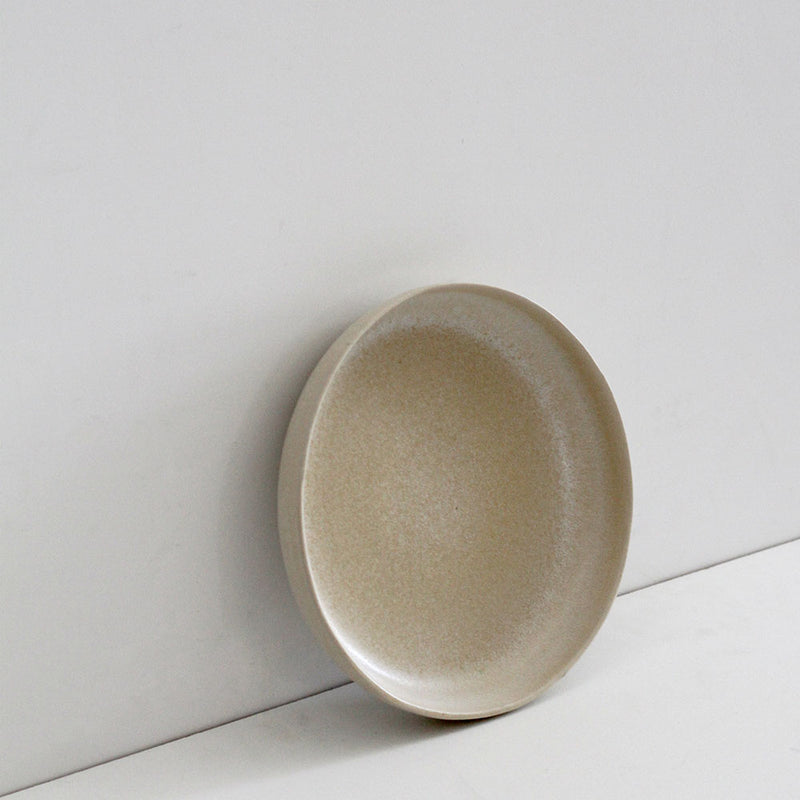 Milu Small Serving Bowl - Off White