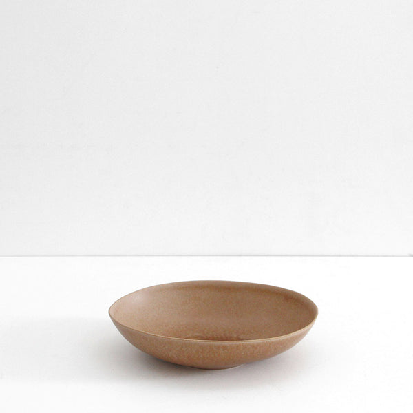Serena Large Serving Bowl - Toast