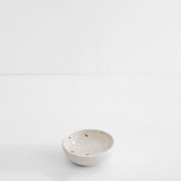 Sand Confetti Ring Bowl