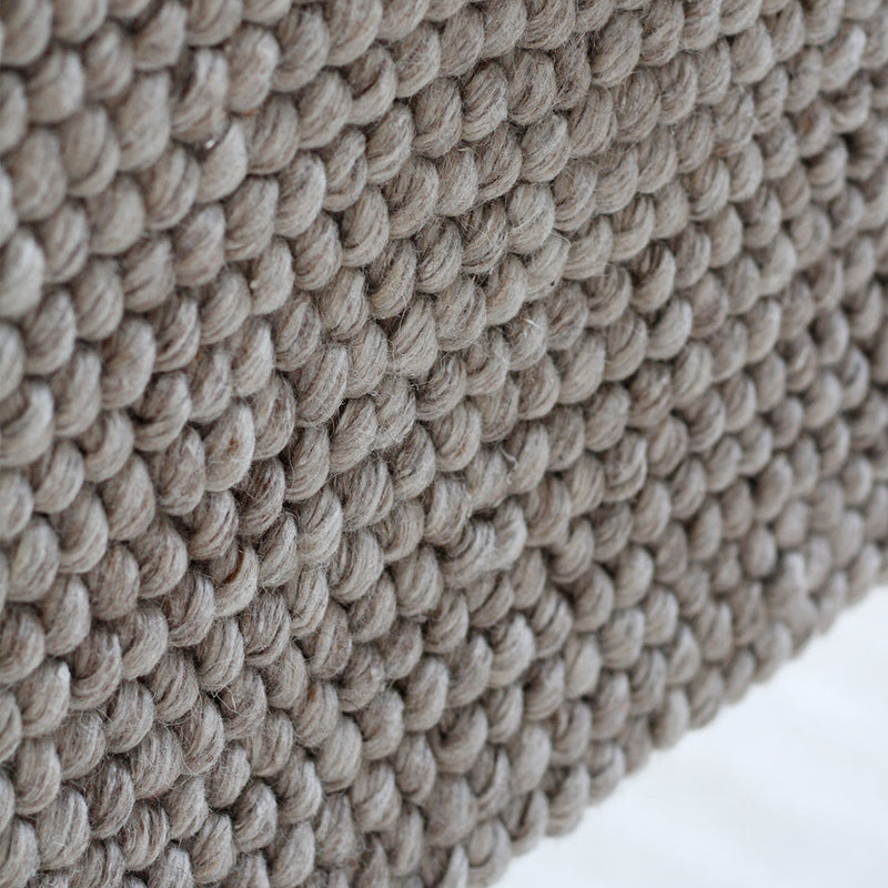 Clutha Floor Rug - Taupe