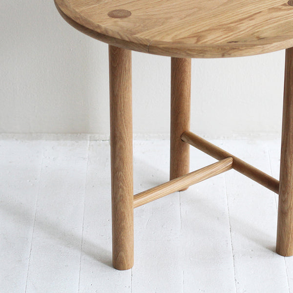 Connor Oak Side Table