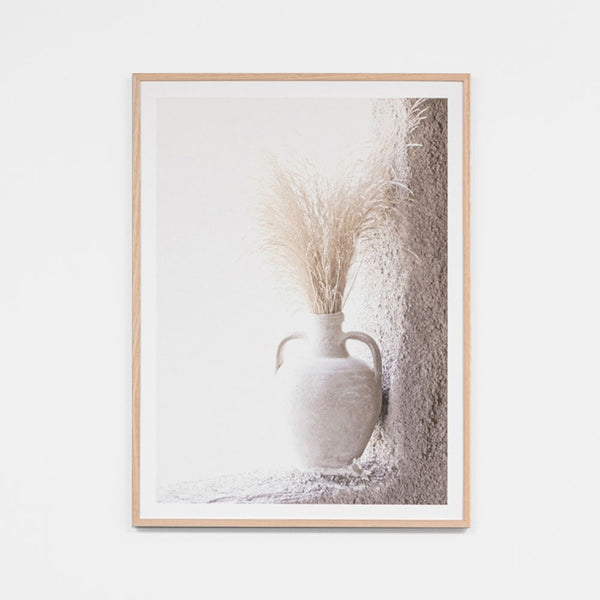 Country Vase Framed Art