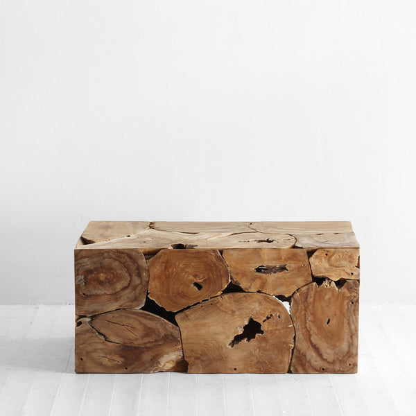 Crusoe Slab Coffee Table