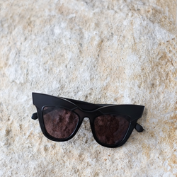 Depotism Sunglasses - Gloss Black