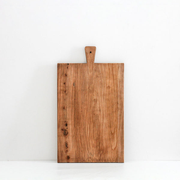 Elm Board with Handle - 60cm