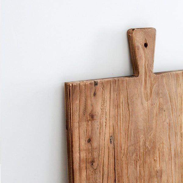 Elm Board with Handle- 60cm