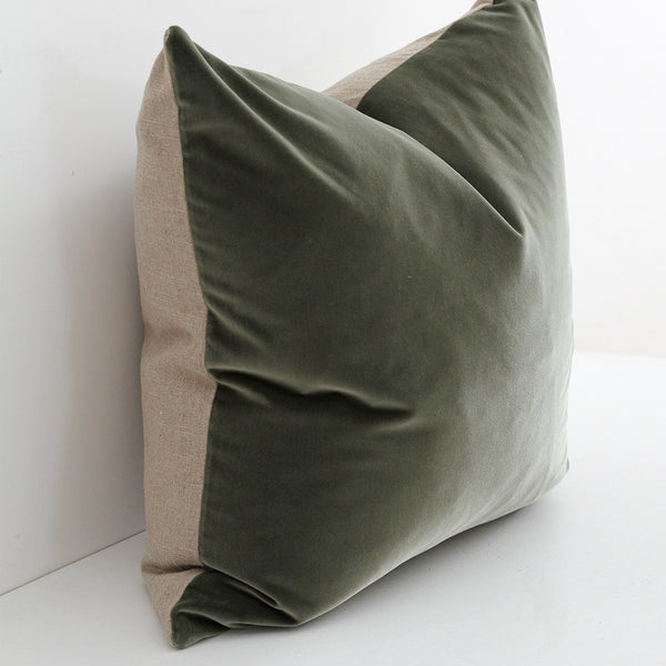 Etro Grand Cushion - Eucalyptus