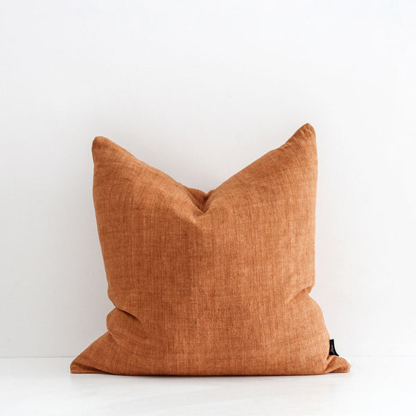 Indira Cushion - Tobacco