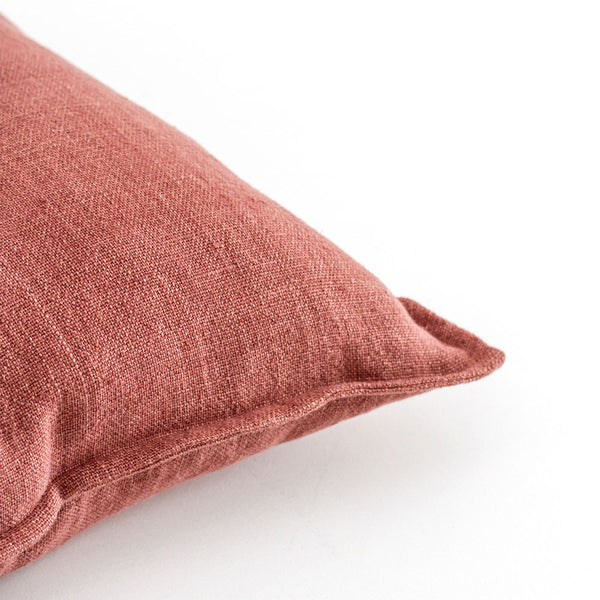 Flaxmill Cushion - Chutney