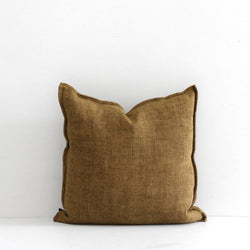 Flaxmill Cushion - Fenugreek