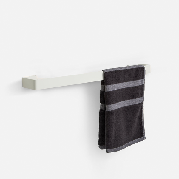 Fold Towel Holder - White
