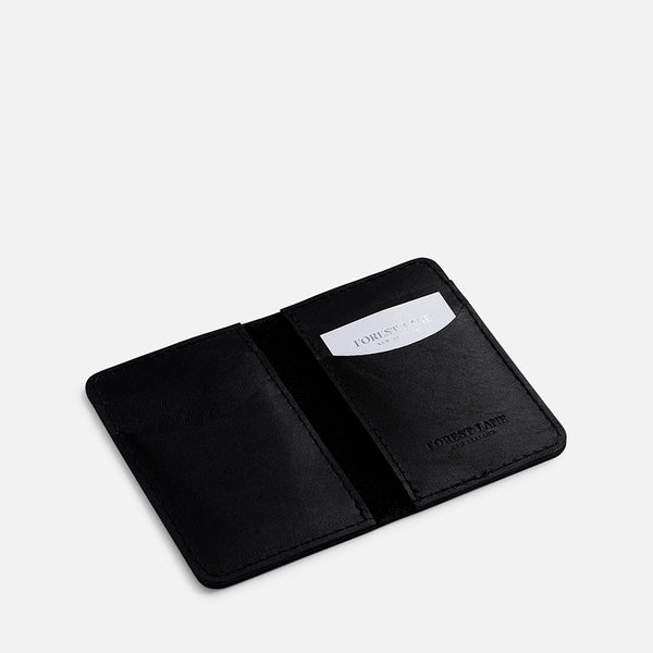 Henley Wallet - Black