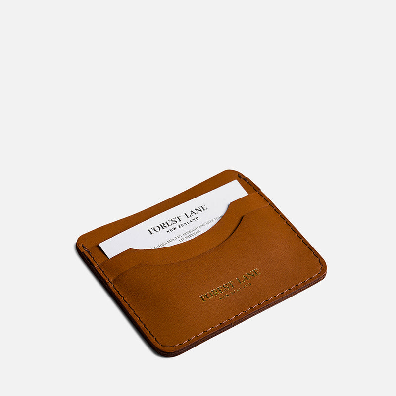 Knox Card Holder - Tan