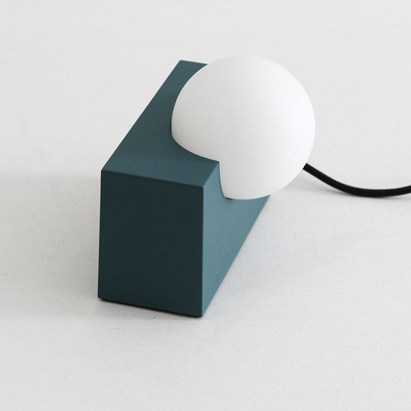 Form Light - Rectangle Green