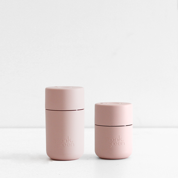 Frank Green Reusable Cup - Nude Rose