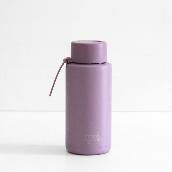 Frank Green Ceramic Reusable Bottle -  Lilac Haze 1L