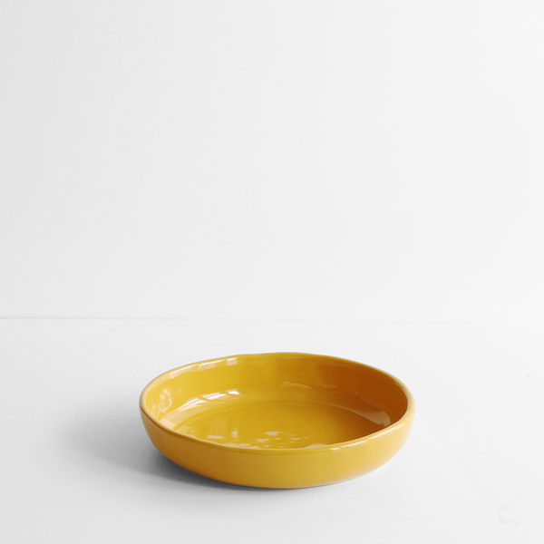 French Mustard Organic Large Bowl