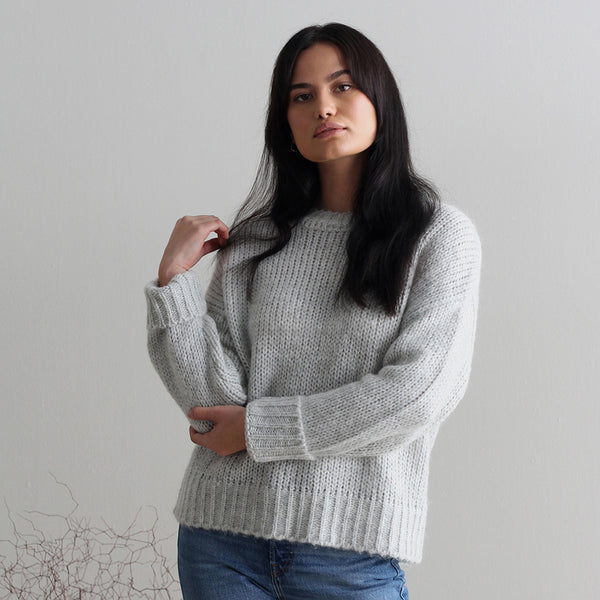 George Jumper - Grey Marle