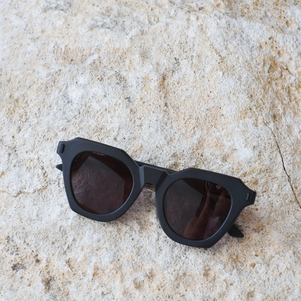 Gravestone Sunglasses - Matte Black