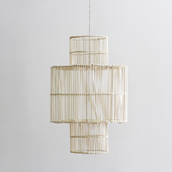 Greek Rattan Shade - Natural