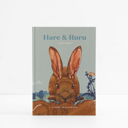 Hare and Ruru - A Quiet Moment