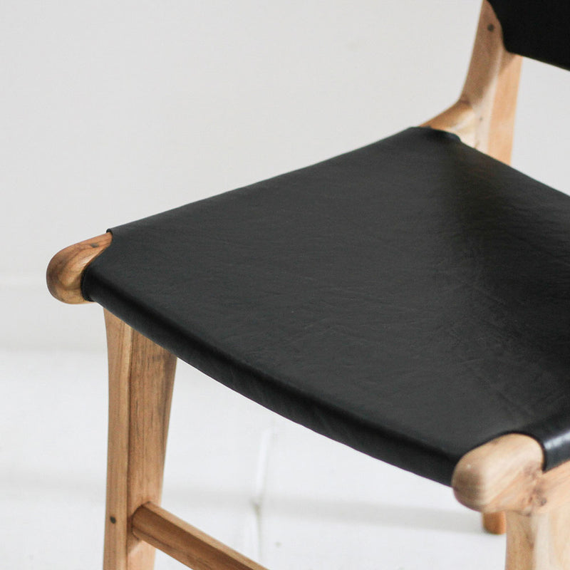 Harry Dining Chair - Black