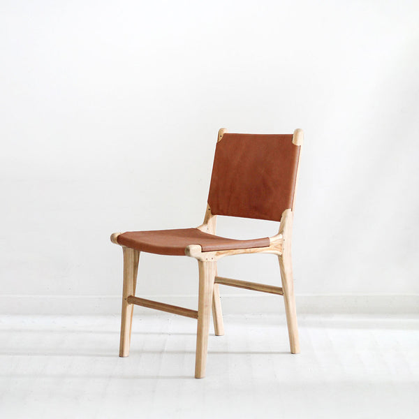 Harry Dining Chair - Tan
