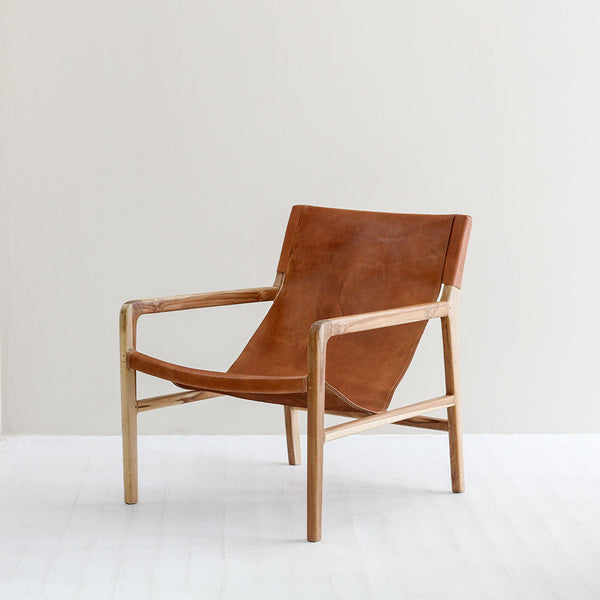 Harry Sling Chair - Tan