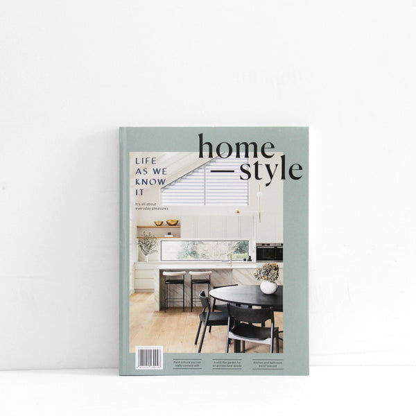 Homestyle Magazine - October 2020