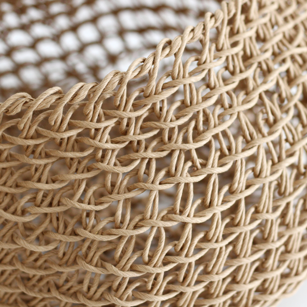 Hue Organic Basket - Natural