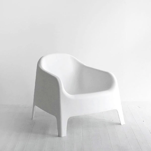 Hug Lounger - White