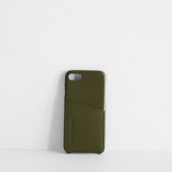 Hunter and Fox iPhone 7/8 Plus Case - Khaki
