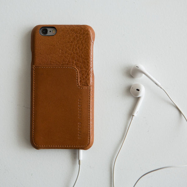 Hunter and Fox Iphone 6/6s Case - Tan