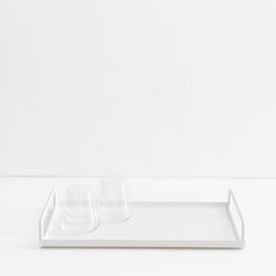All Day Tray - White