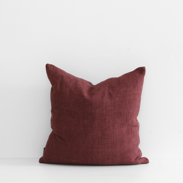 Indira Cushion - Red Clay