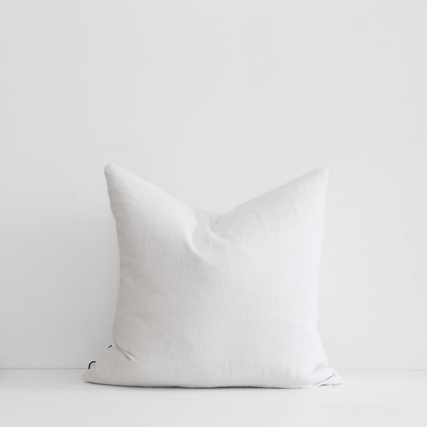 Indira Cushion - White