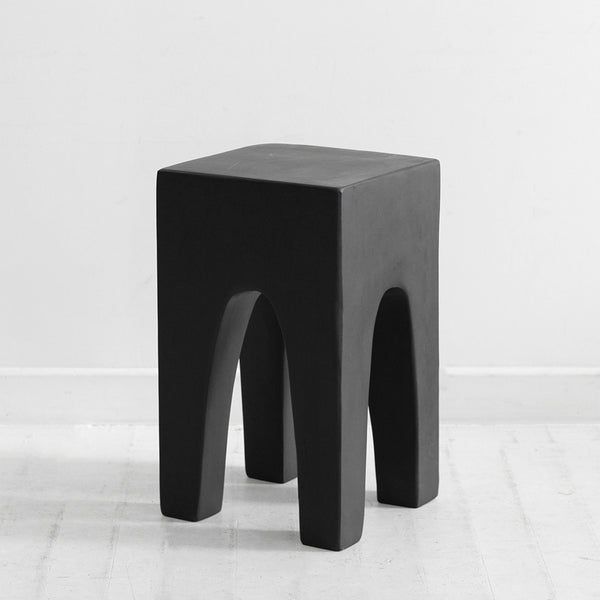 Jamie Suar Side Table - Black