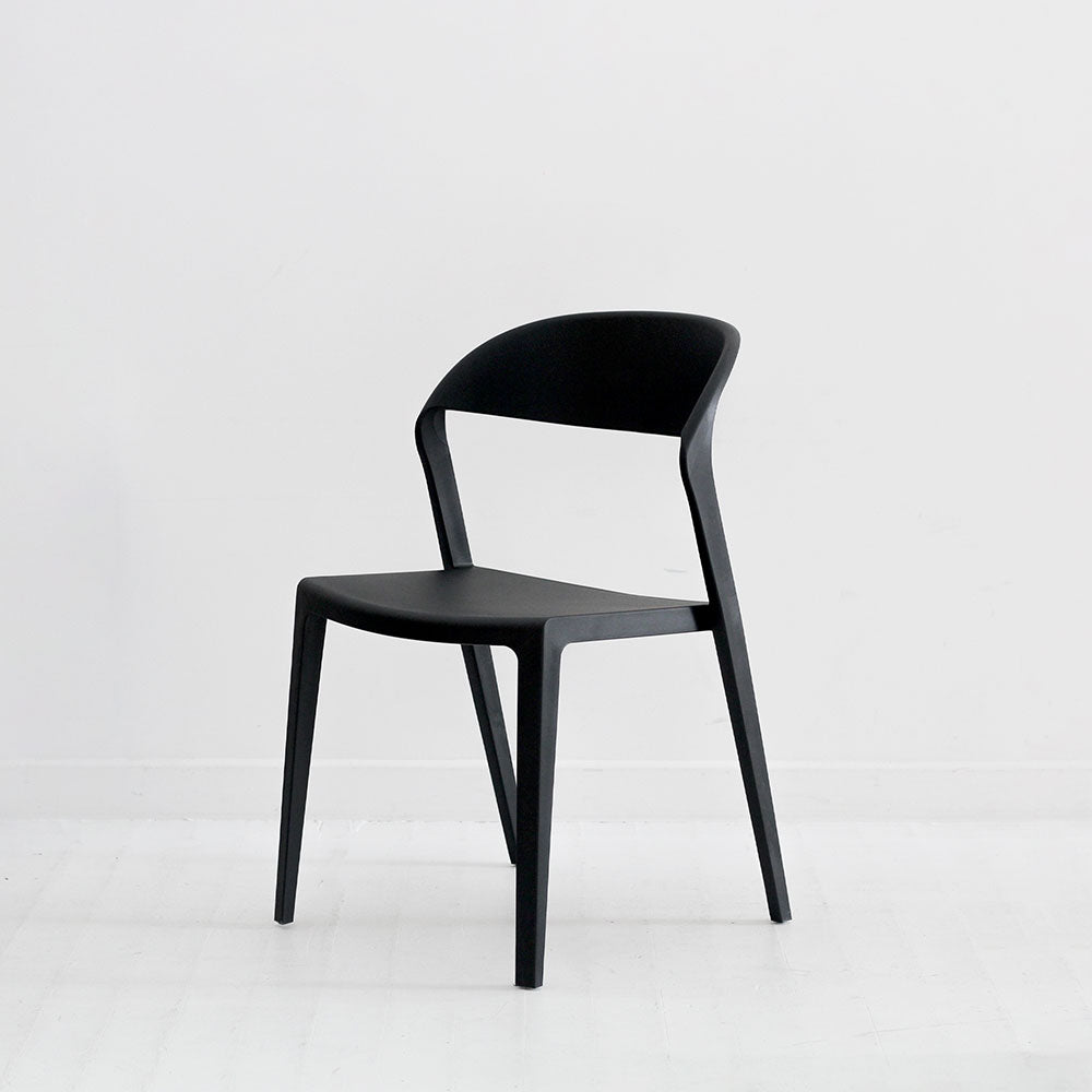 Jerry Dining Chair Black A C Homestore