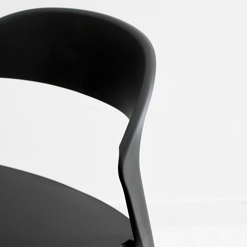 Jerry Dining Chair - Black