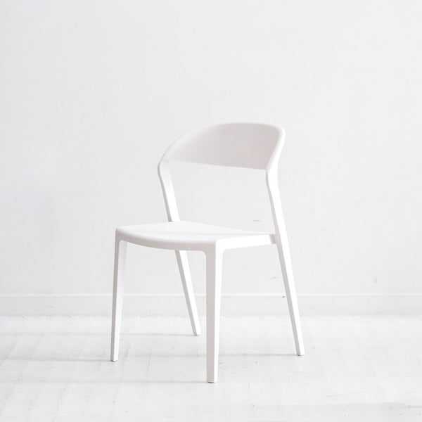 Jerry Dining Chair - White
