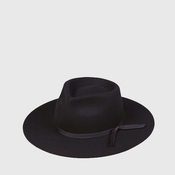 The Jethro Hat - Black