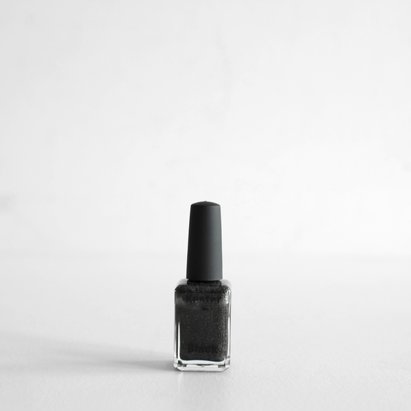 Kester Black Nail Polish - Black Diamonds