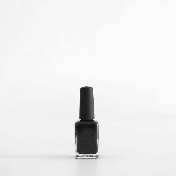 Kester Black Nail Polish - Black Rose