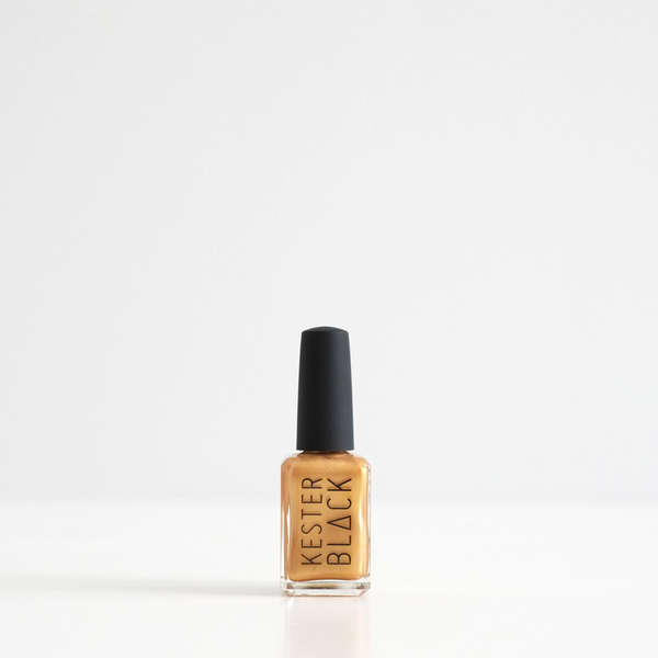 Kester Black Nail Polish - Frizzy Logic
