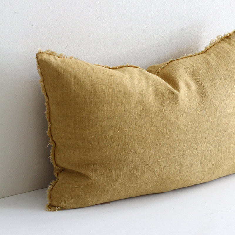Kobo Cushion - Ochre