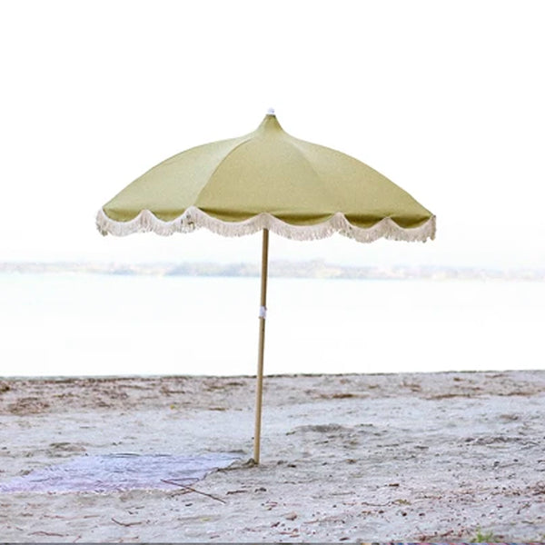Koi Beach Umbrella - Papa