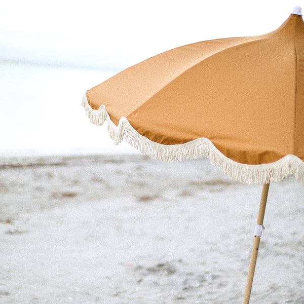 Koi Beach Umbrella - Uku