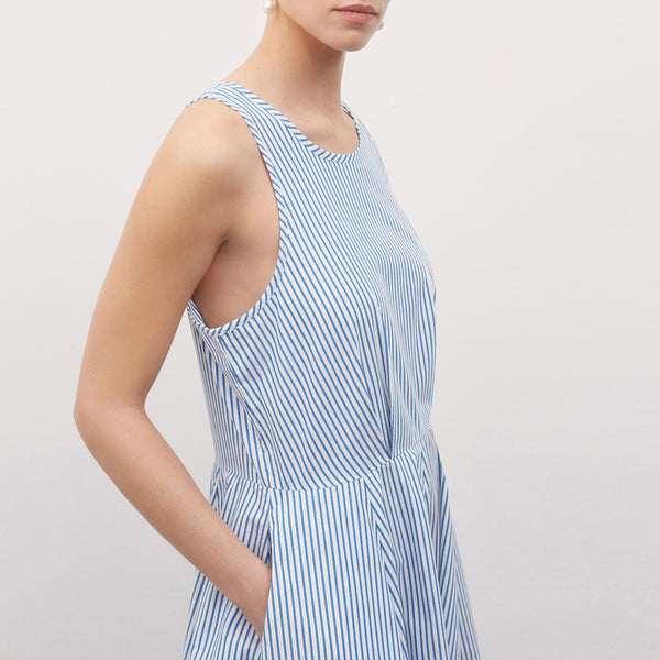 Claude Dress - Stripe