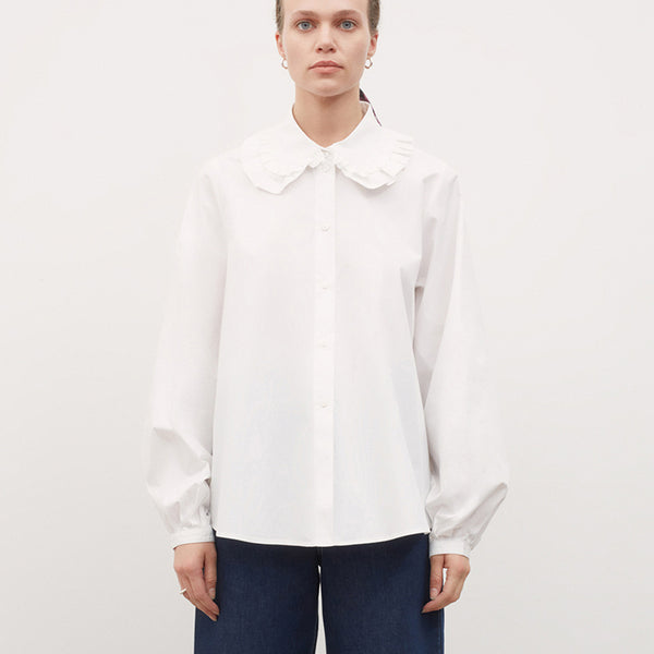 Jules Shirt - White